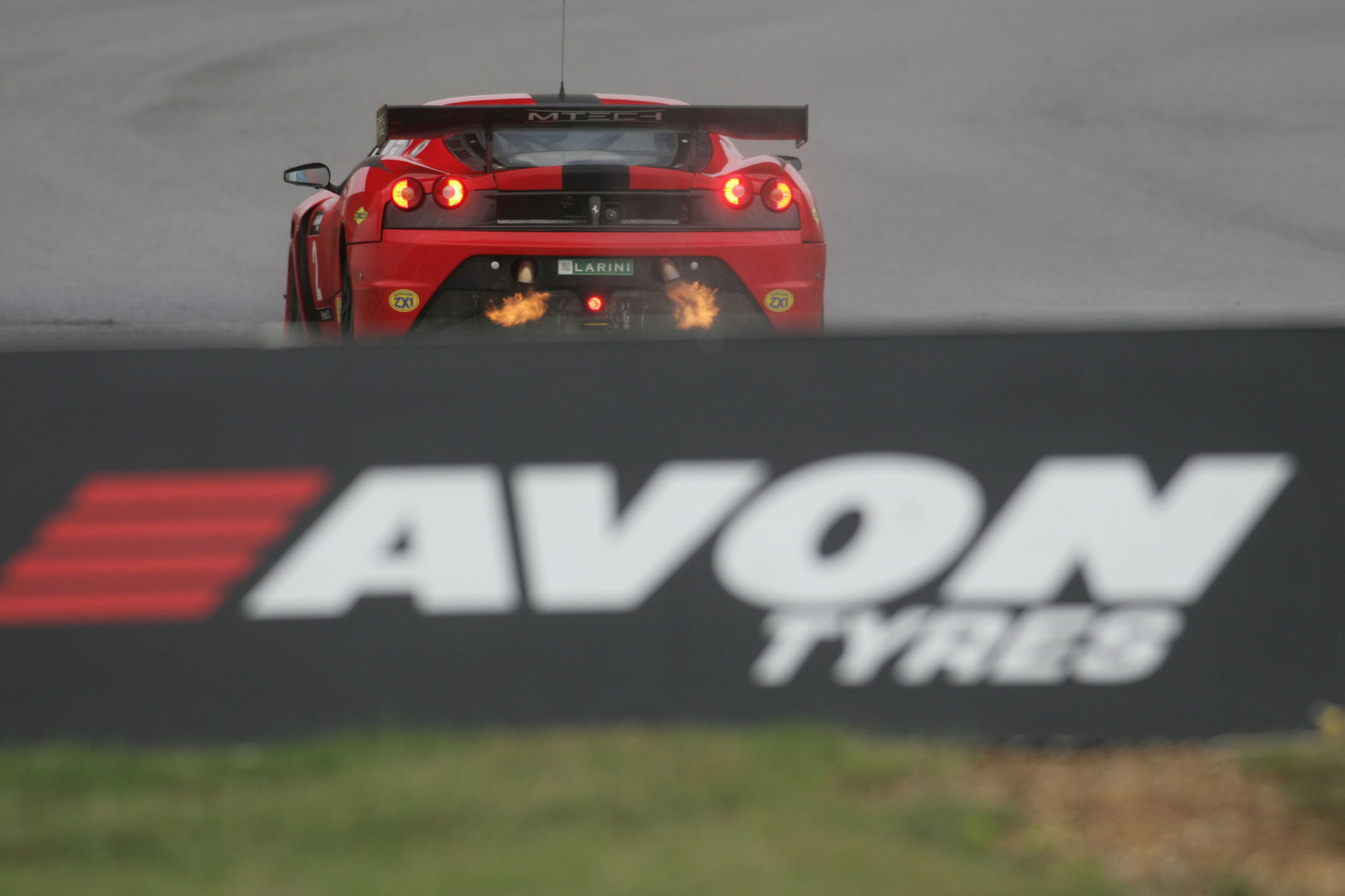 New four-year extension to Avon/British GT association « Motor Sport .