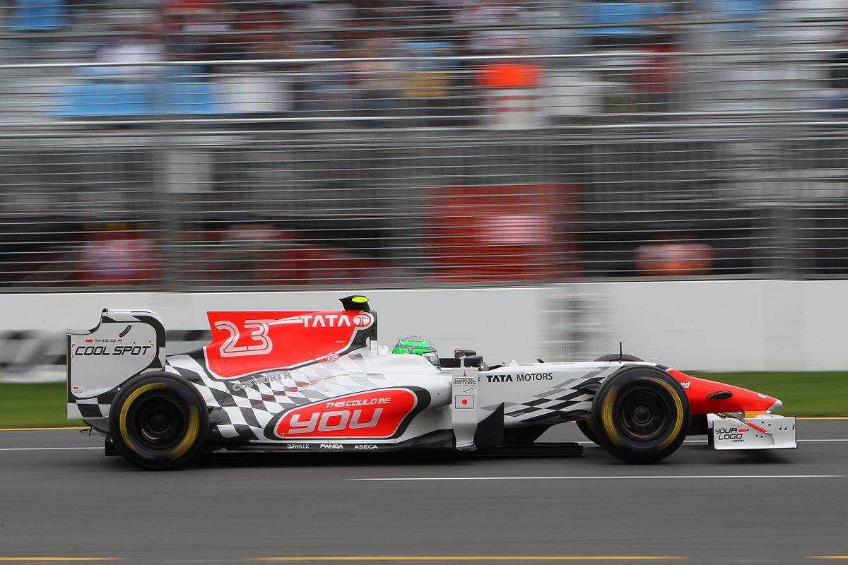Hispania (HRT), equipe histórica da Formula 1 de 2011 - by motorsportpress.wordpress.com