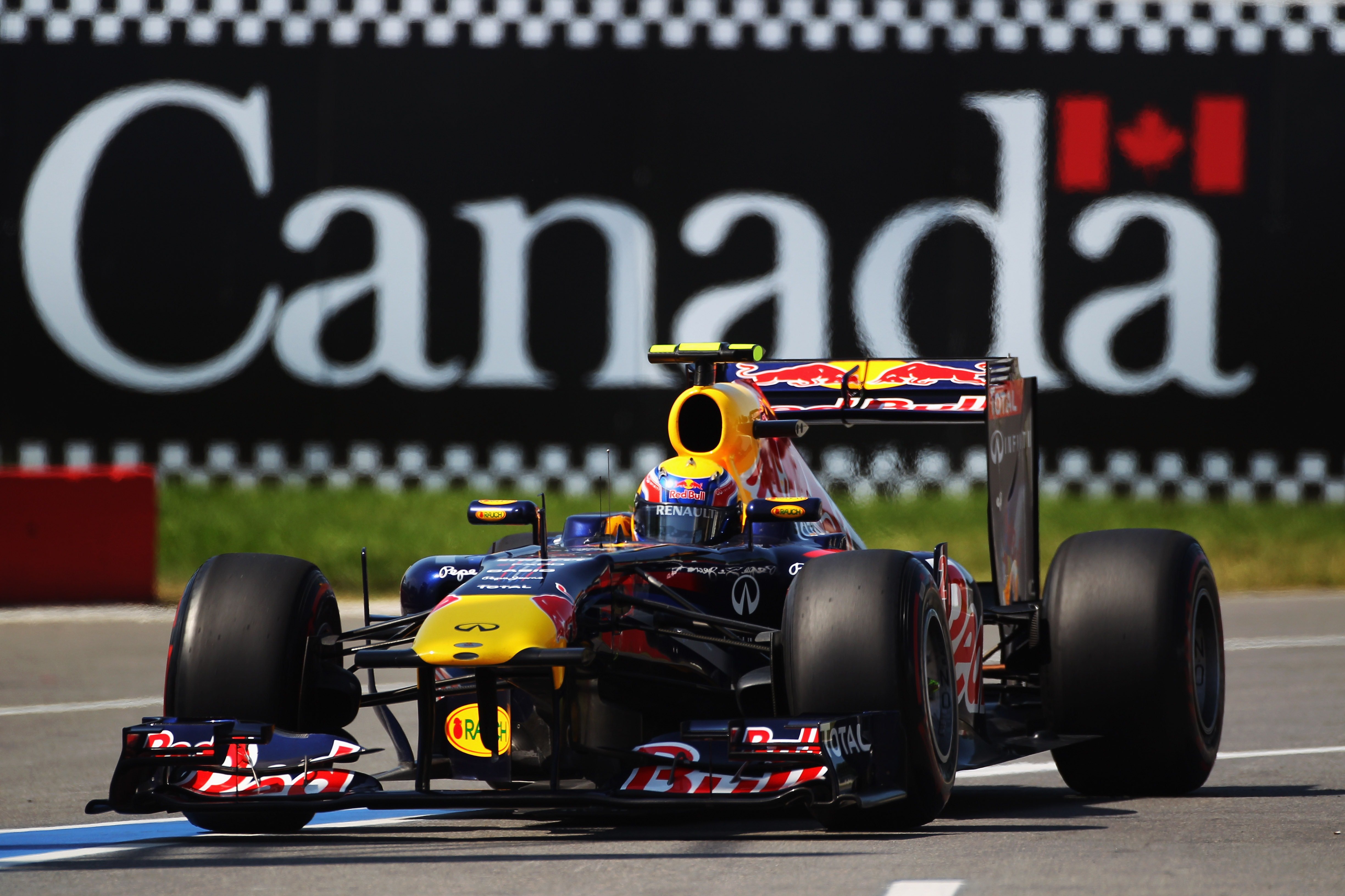 f1 canadian grand prix qualifying red bull racing motor sport press for the latest motor. Black Bedroom Furniture Sets. Home Design Ideas