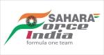 Sahara f1 logo