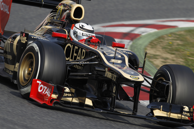 F1: 2012 Australian Grand Prix Results