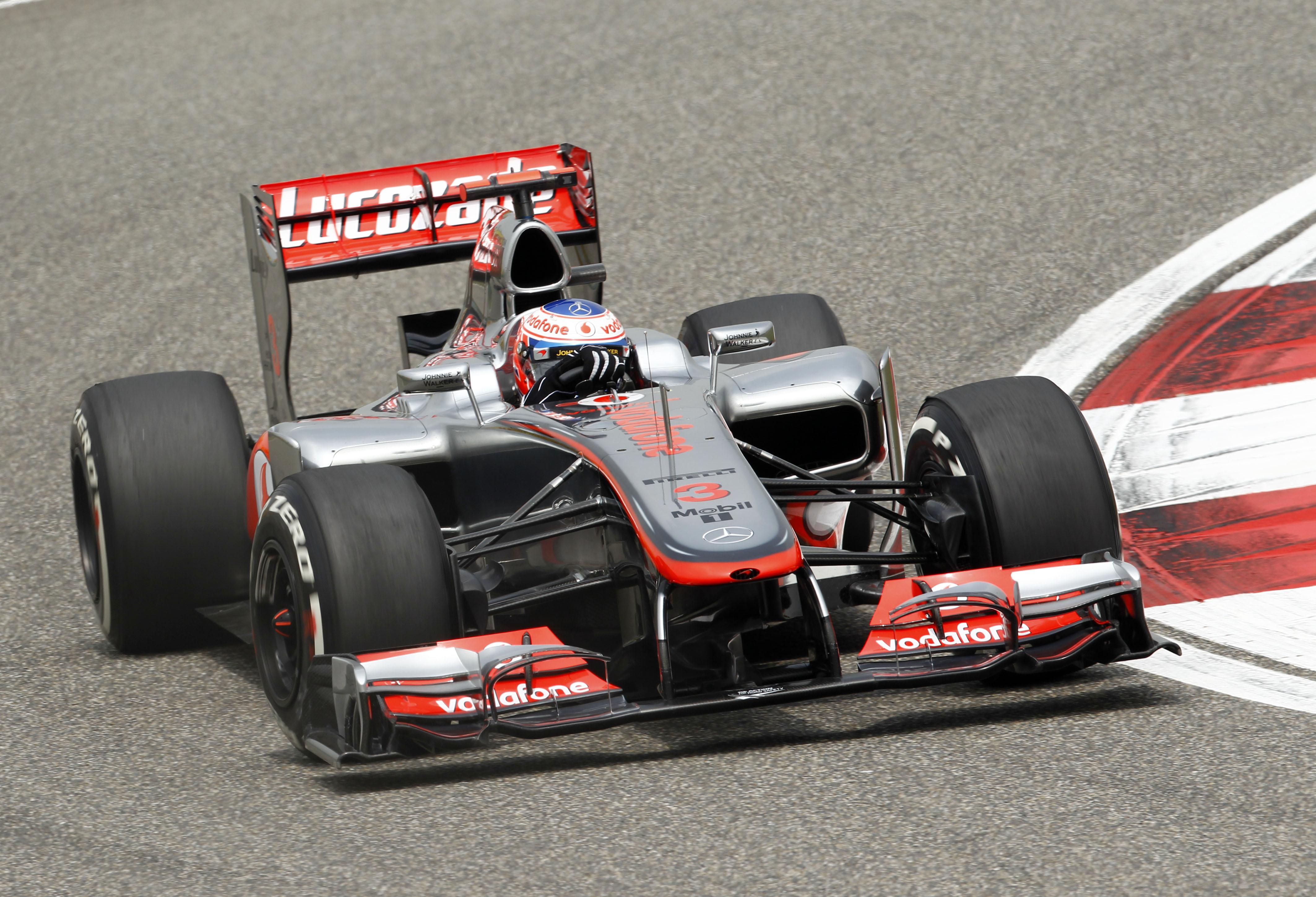 f1 - 2012 chinese grand prix results - vodafone mclaren mercedes