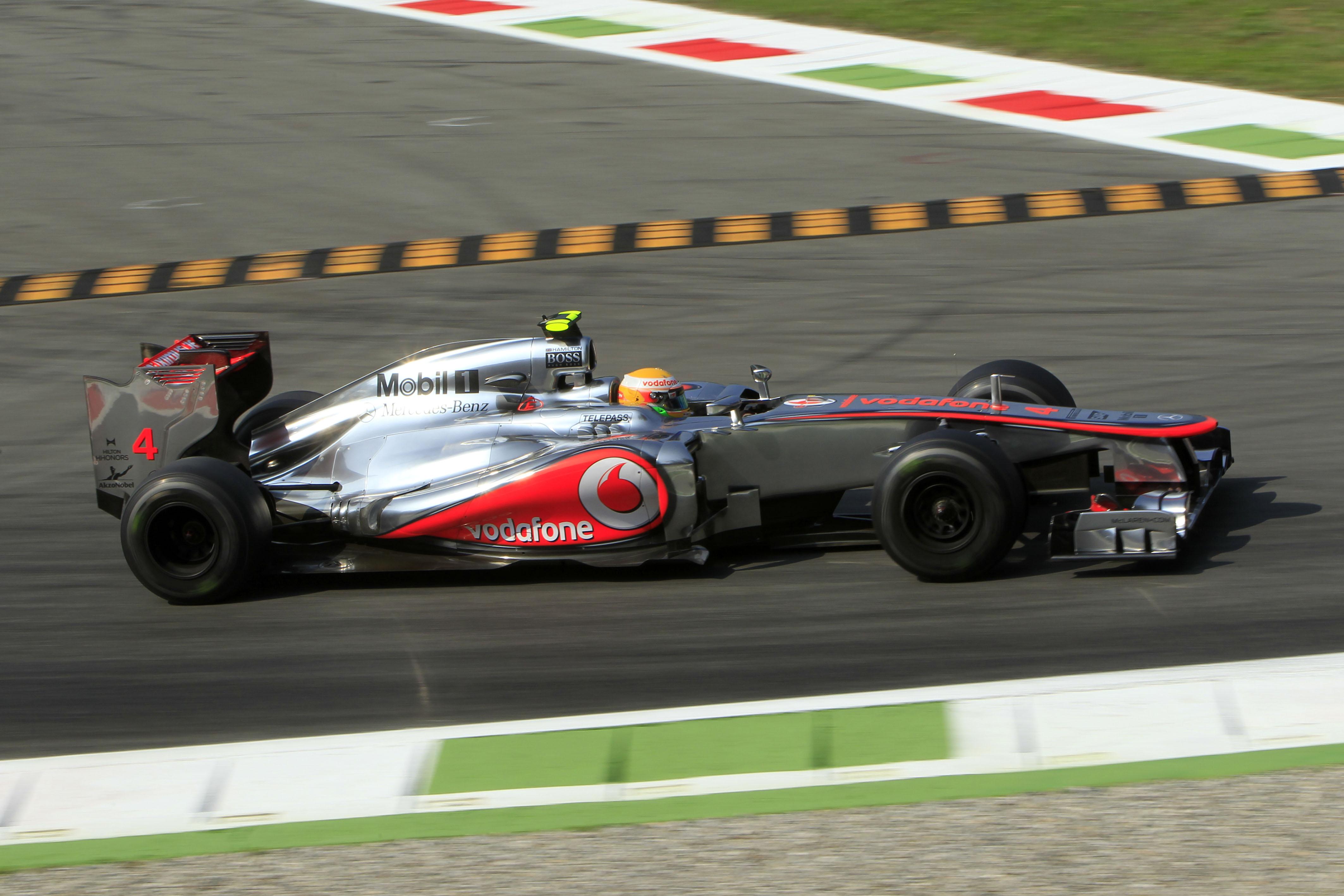 f1 – 2012 italian grand prix results – vodafone mclaren mercedes