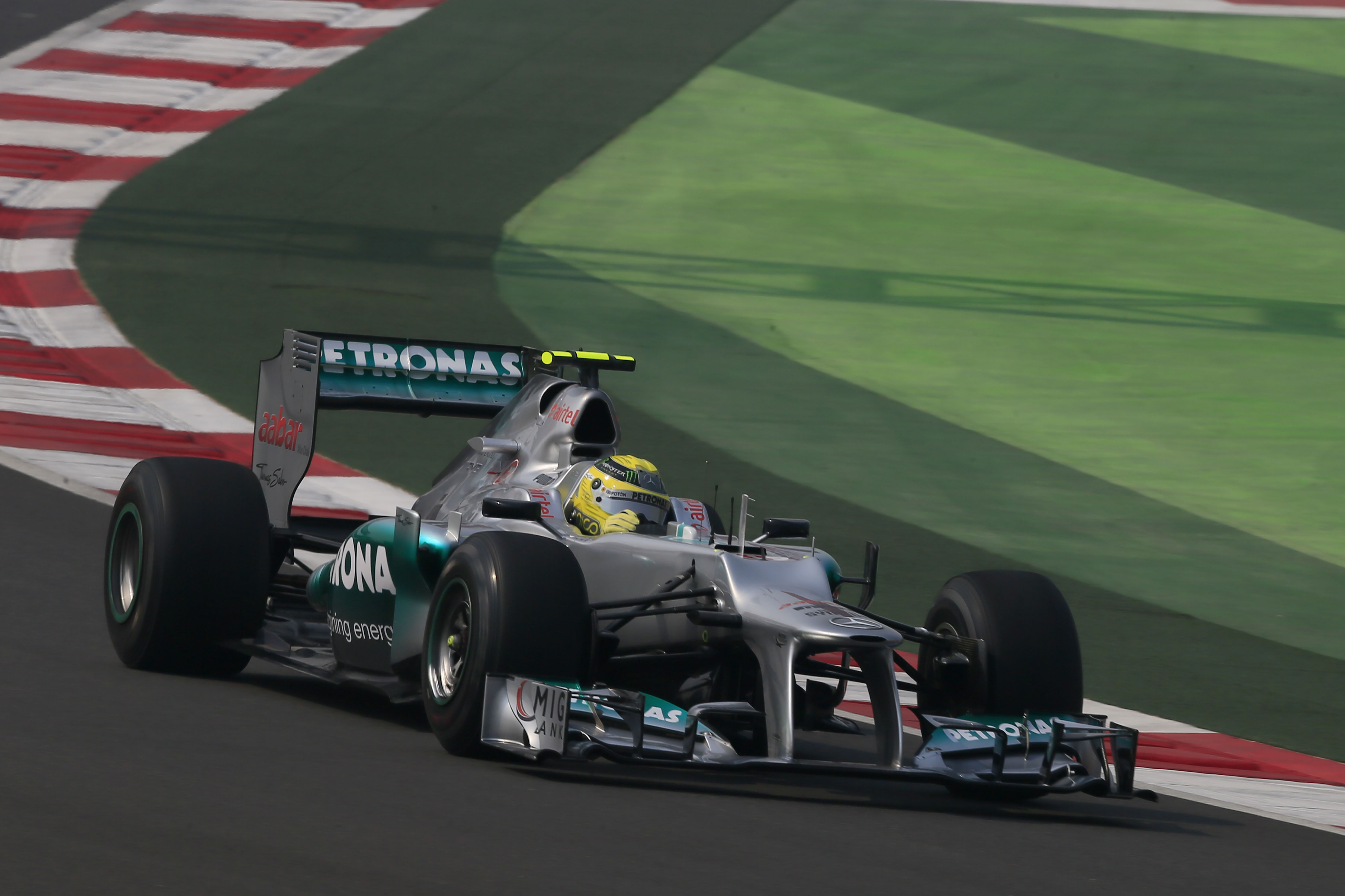 : FIA Formula One World Championship 2012, Grand Prix of India