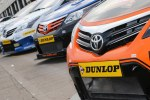 Toyota Avensis Quartet For 2013 BTCC