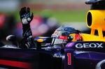 Sebastian Vettel, Infiniti Red Bull Racing