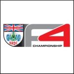 BRDC F4 Logo