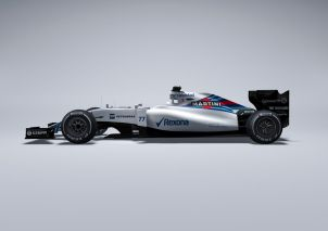 Williams Martini Racing FW37