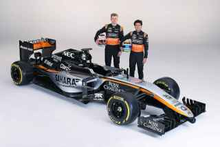 Sahara Force India FJM08