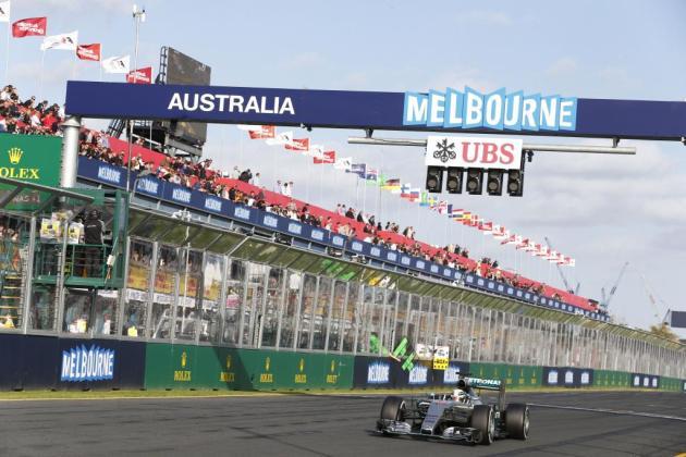 Lewis Hamilton AusGP. Merecedes AMG Petronas