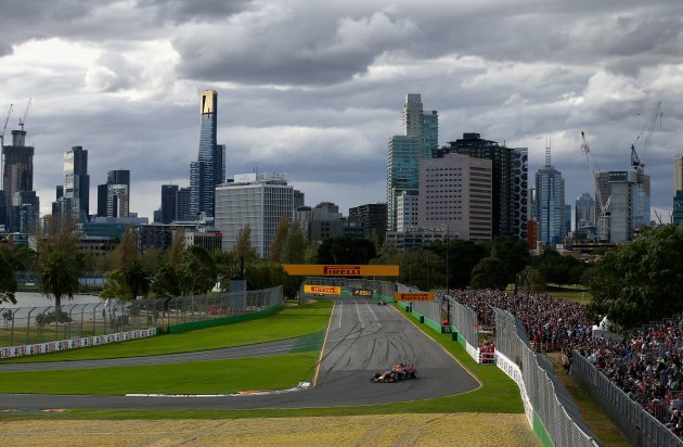 Melbourne 2014 / Red Bull Racing